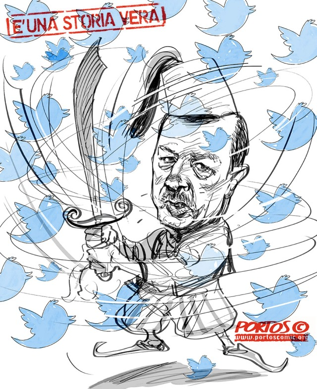 Erdogan vs Twitter