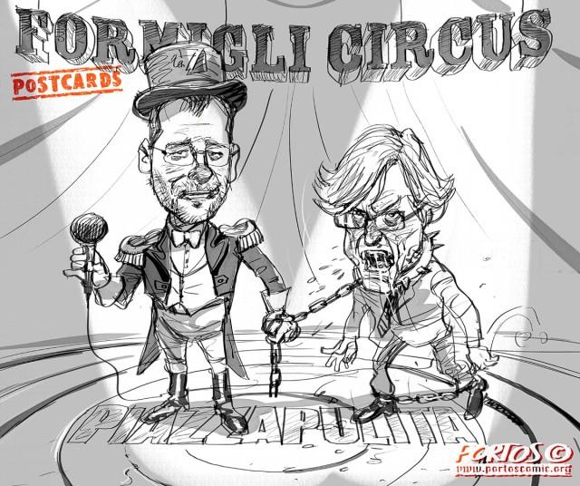 FORMIGLI CIRCUS