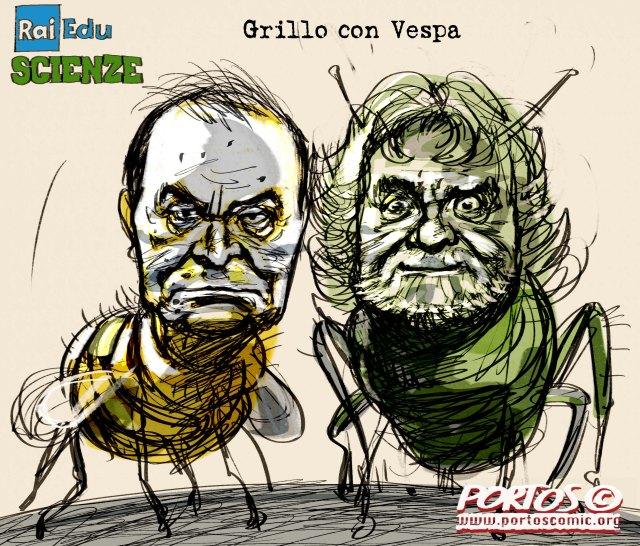 Grillo da Vespa