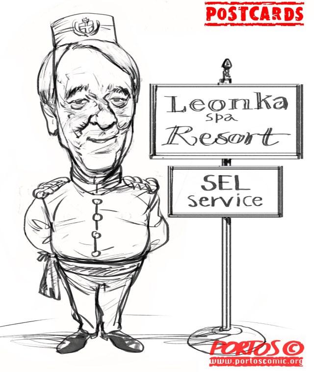 Pisapia Leonka