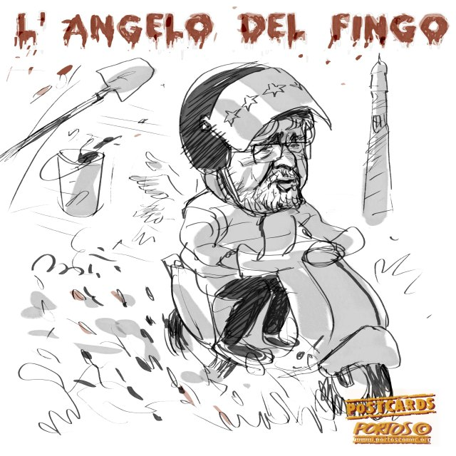 L'ANGELO DEL FINGO