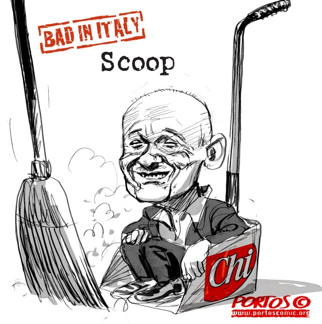 Signor scoop