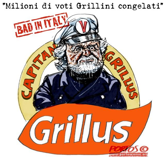 Cap Grillus