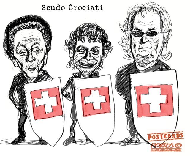 Scudo crociati