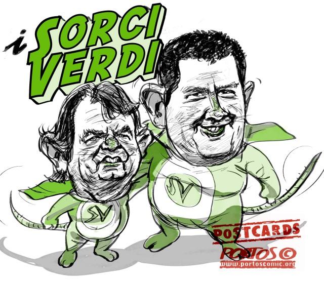 Sorci Verdi