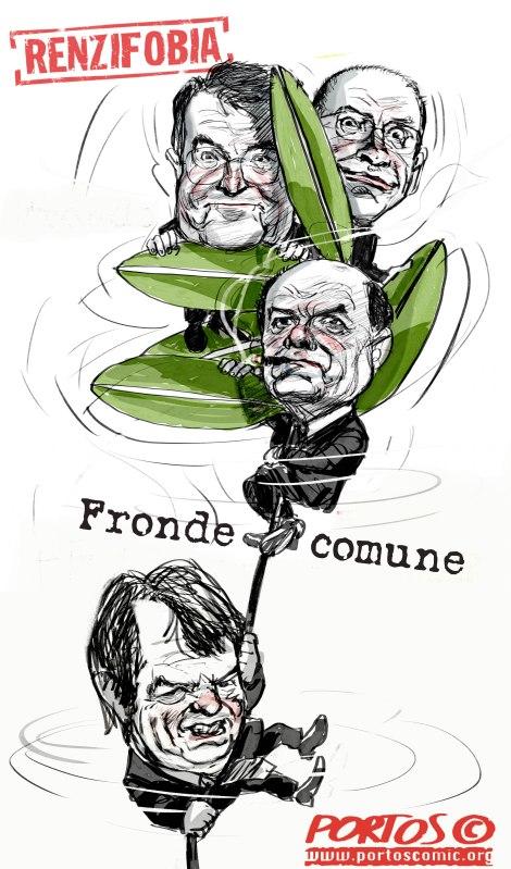 Fronde comune