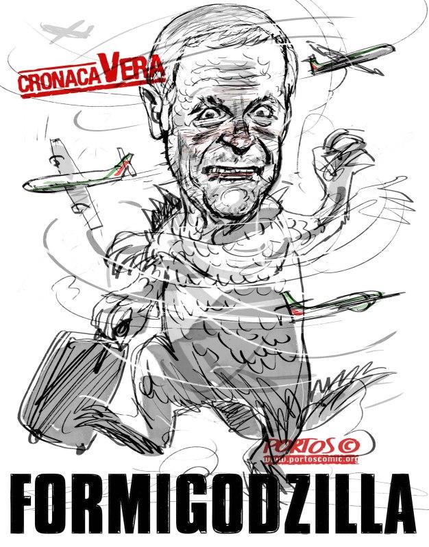 Formigodzilla