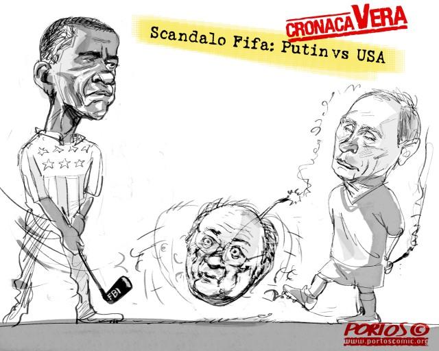 Putin vs USA