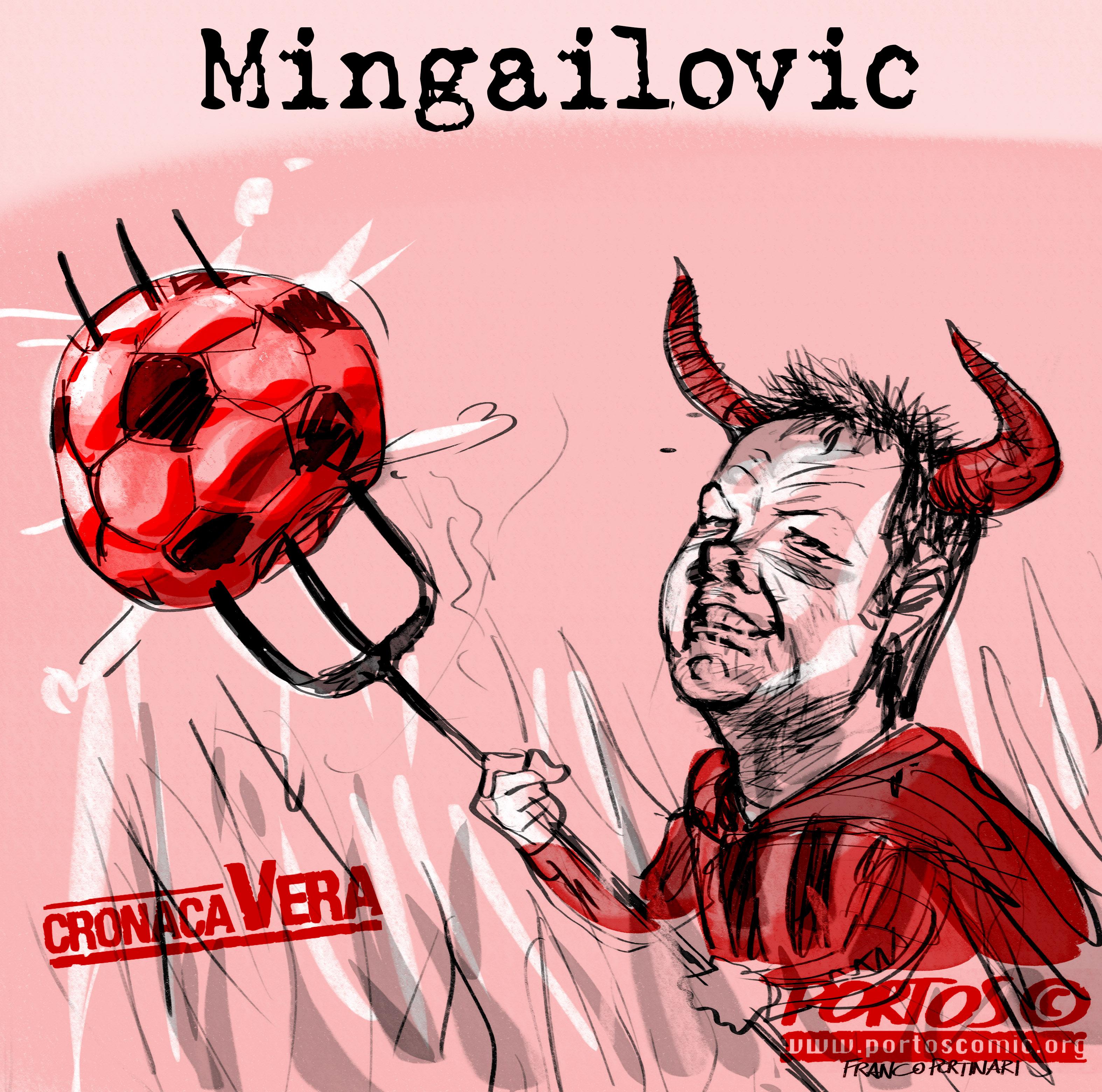 Mingailovic