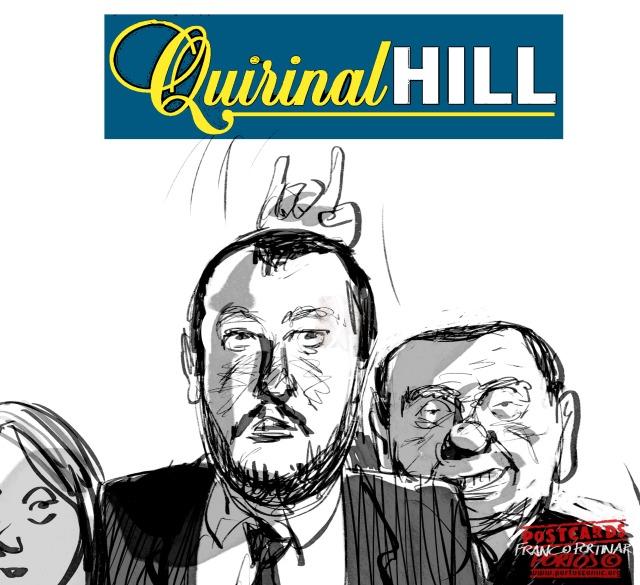 Cdx Quirinale