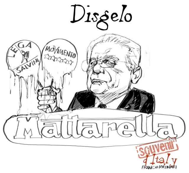 Mattarella Gelato