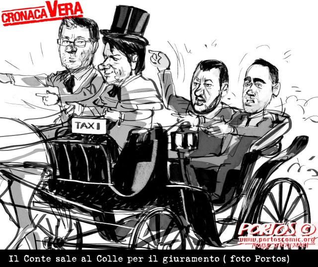Taxi Conte