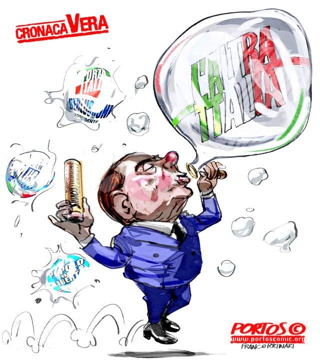 Silvio's bubbles