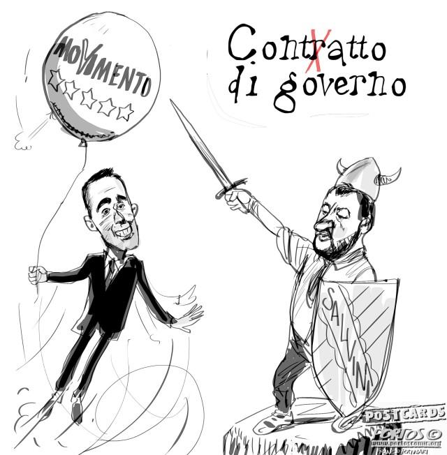 Contatto di governo