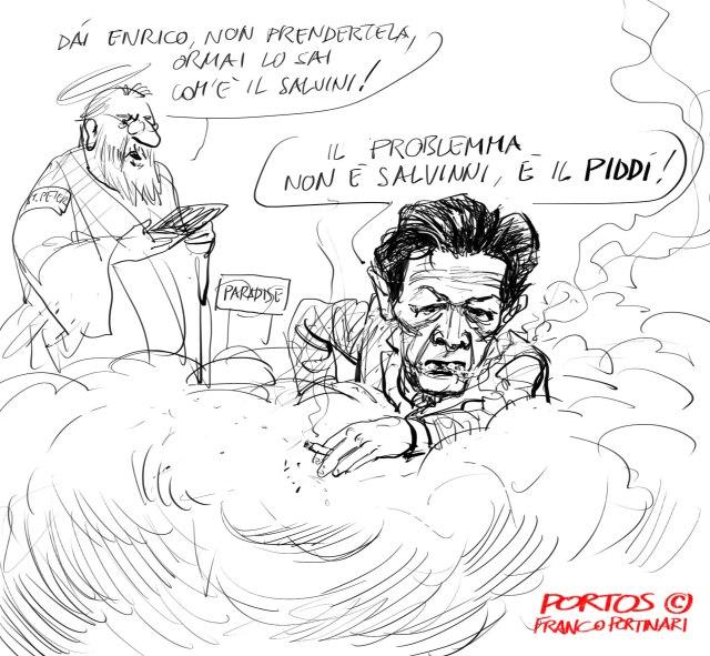 Berlinguer Salvini