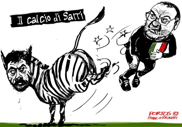 calcio Sarri