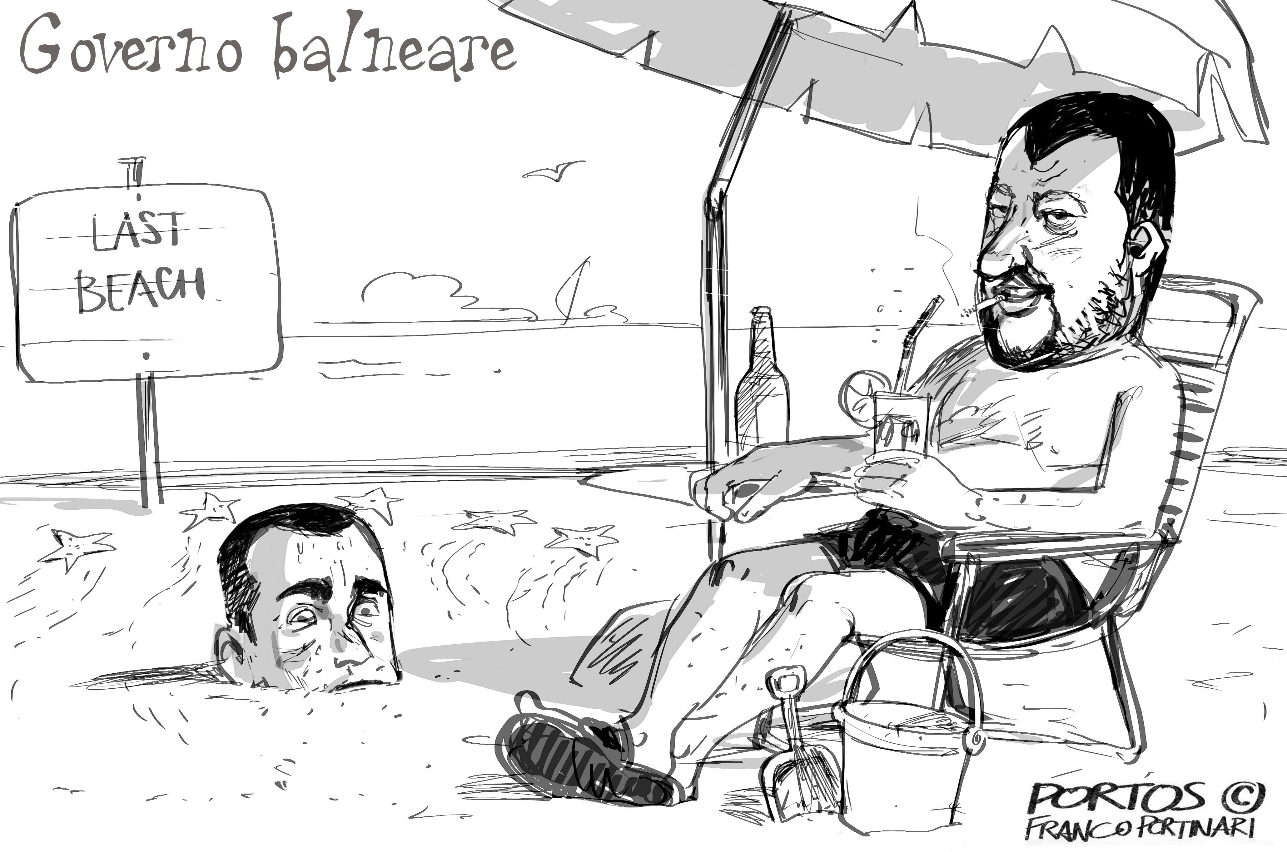 Governo balneare